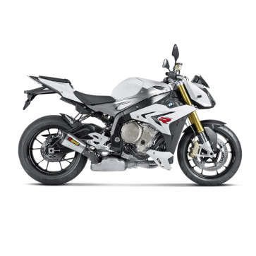 SLIP-ON-Linie 14-16, BMW S1000 R, Titan