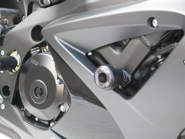 Sturzpad Satz Suzuki GSX R 1000, 07-08