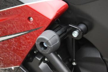 Sturzpad Satz Kawasaki ZX 10 R, 06-07
