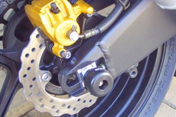Achspad Hinterrad Kawasaki ZX 10 R, 04-05