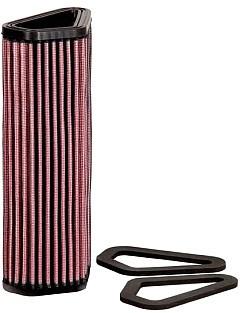 K&N Luftfilter, Ducati 1198 / R / S / SP, 10-11