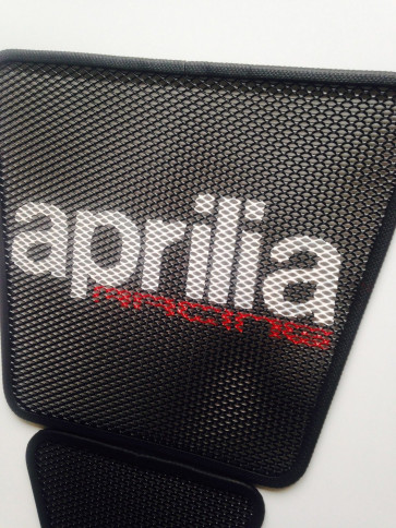 Set Kühlergitter mit Logo, Aprilia RSV 4, 17 --