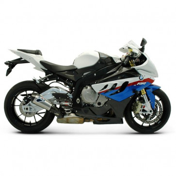 Slip-On Linie 10-14, BMW S 1000 RR, V4A, 2010-2014