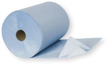 Papierhandtuchrolle