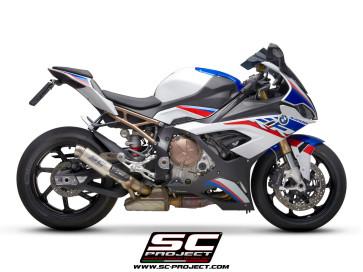 SC Project  GP70 R Schalldämpfer, BMW S1000 RR 19 --