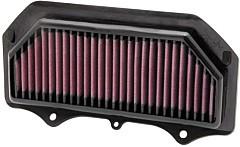 K&N Luftfilter, Suzuki GSX R 750, 11 --