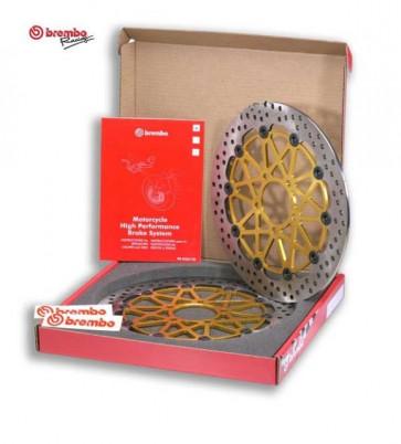 Brembo HP Bremsscheiben Kit, KTM RC 8, 09-15