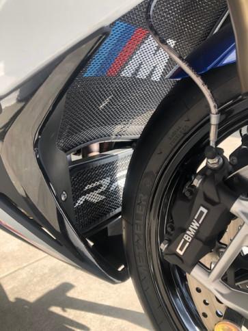Set Kühlergitter mit Logo, BMW S1000 RR, 19 --
