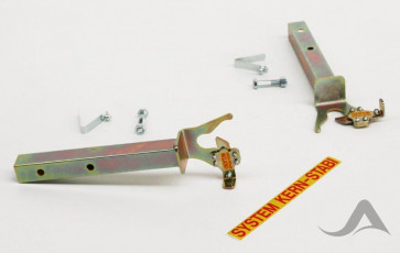 Kern Stabi Heckständer Klick Adapter für M6 und M8 Bobbins