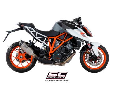 SC Project SC1-R Schalldämpfer KTM 1290 17 --