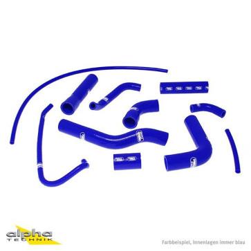11-teiliges Kühlerschlauch-Kit, Yamaha YZF R6, 06-07
