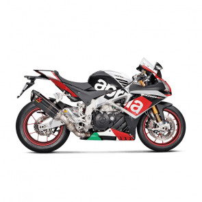 SLIP-ON-Linie 15-16, Aprilia RSV 4, Carbon