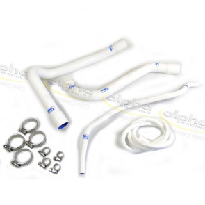 4-teiliges Kühlerschlauch-Kit, BMW S1000 RR, 09 --