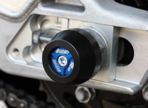 Achspad Hinterrad mit eloxierten Aluminium Inlay BMW S1000 RR, 15 --