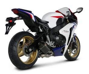 SLIP-ON-Linie 08-13, Honda CBR 1000 RR, Carbon