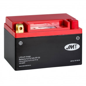 JMT Lithium Ionen  HJTX9-FP, Triumph Daytona 675, 08-17