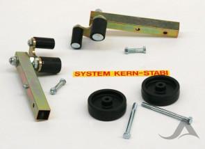 Kern Stabi, Frontständer Adapter, Aufsatzgestell Radialbremse