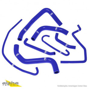 3-teiliges Kühlerschlauch-Kit, Suzuki GSXR 1000 03-04
