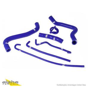 7-teiliges Kühlerschlauch-Kit, Suzuki GSX R 1000, 05-06