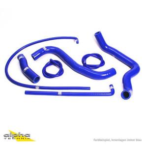 7-teiliges Kühlerschlauch-Kit, Suzuki GSX R 1000, 07-08
