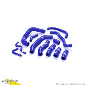 12-teiliges Kühlerschlauch-Kit, Honda CBR 1000 RR, 04-05