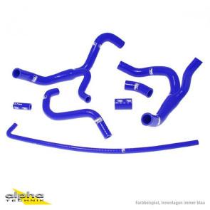 7-teiliges Kühlerschlauch-Kit, Honda CBR 1000 RR, 08-11