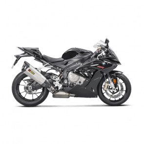 SLIP-ON-Linie, BMW S1000 RR, Titan 17 --