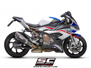 SC Project  SC1-R Schalldämpfer, BMW S1000 RR 19 --
