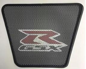 Set Kühlergitter mit Logo, Suzuki GSX R 1000, 09-16