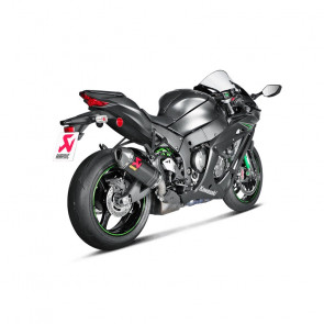 SLIP-ON-Linie 16, Kawasaki ZX 10 R, 2016 --, Carbon