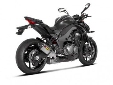 SLIP-ON-Linie 14-15, Kawasaki Z 1000, Carbon