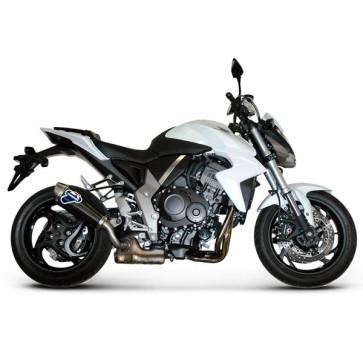 Slip-On Linie 11-17, Honda CB 1000 R, Carbon