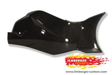 Schwingenabdeckung mit Kettenschutz, Honda CB 1000 R, 08-15