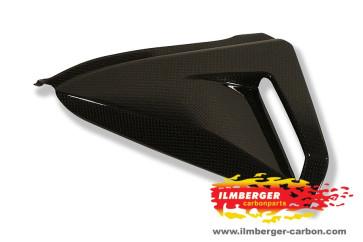 Seitendeckel unterm Sitz rechts, Honda CB 1000 R, 08-15