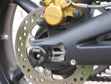 Achspad Vorderrad Triumph Street Triple, 09-12