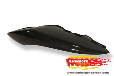 Seitendeckel unterm Sitz links, Triumph Speed Triple 1050, 12-15