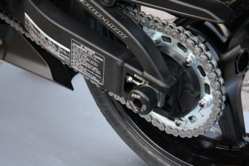Achspad Hinterrad Honda CBR 600 RR, 07-08