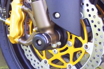 Achspad Vorderrad Kawasaki ZX 10 R, 04-05