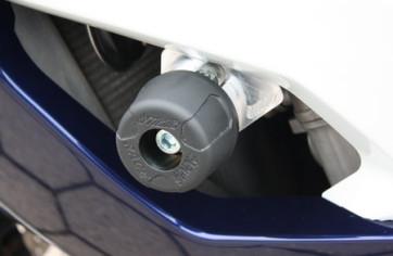 Sturzpad Satz Suzuki GSX R 1000, 05-06