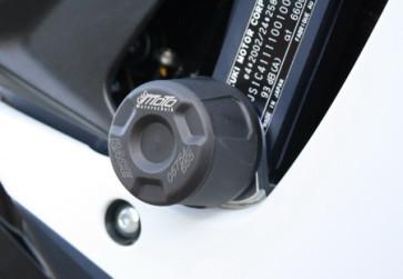 Sturzpad Satz Suzuki GSX R 600, 11-16