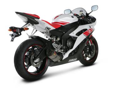 RACING-Linie 10-16, Yamaha YZF R6, 2010-2016, Titan
