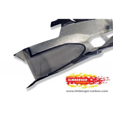 Motorspoilereinsatz für Racing Auspuffanlagen, BMW S 1000 RR, 12-14