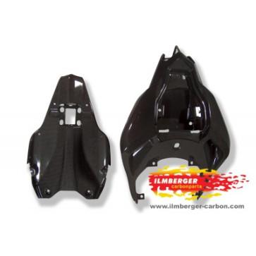 Heckverkleidung Biposto 2tlg, Ducati 1098, 07-08
