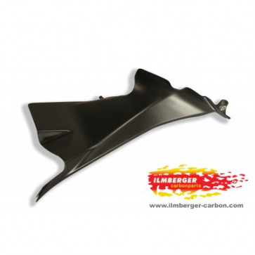 Windkanalabdeckung links, Ducati 1199, 12-14