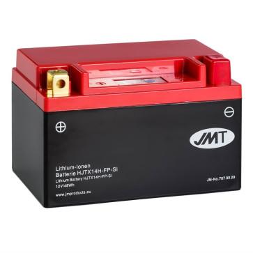 JMT Lithium Ionen HJTX9-FP, Triumph Street Triple 675, 08-17