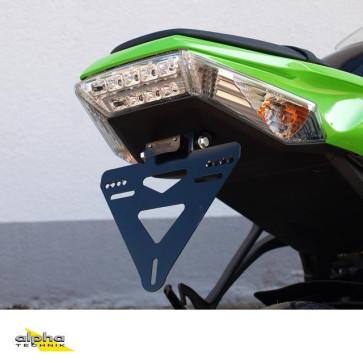 Kennzeichenhalter, Kawasaki ZX 10 R, 11-15