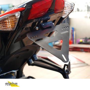 Kennzeichenhalter, Suzuki GSX R 600, 08-10