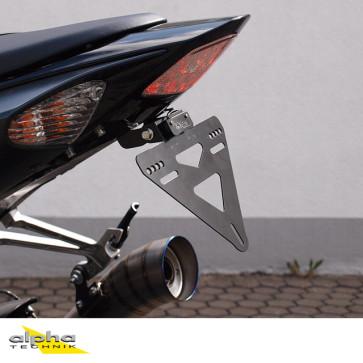 Kennzeichenhalter, Suzuki GSX R 1000, 07-08