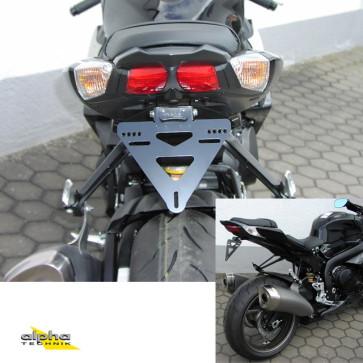 Kennzeichenhalter, Suzuki GSX R 1000, 09-16