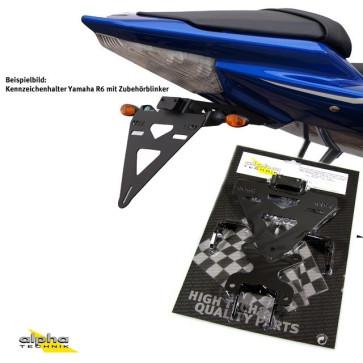 Kennzeichenhalter, Yamaha YZF R6, 08-16